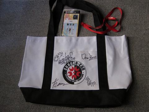 guest bag